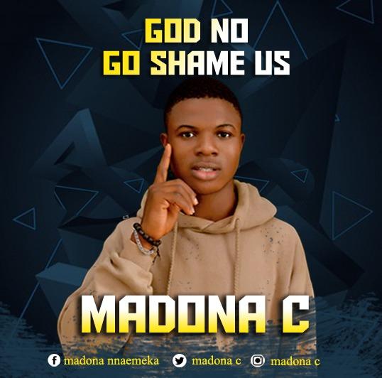 MADONA_C : GOD NO GO SHAME US :MP3