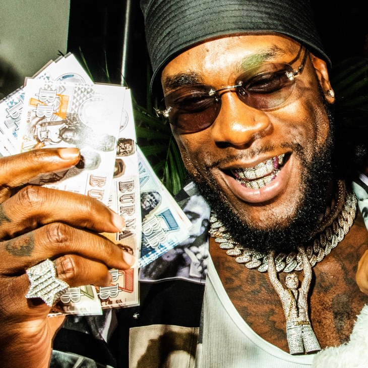 DOWNLOAD : Burna Boy – My Money My Baby [MP3]