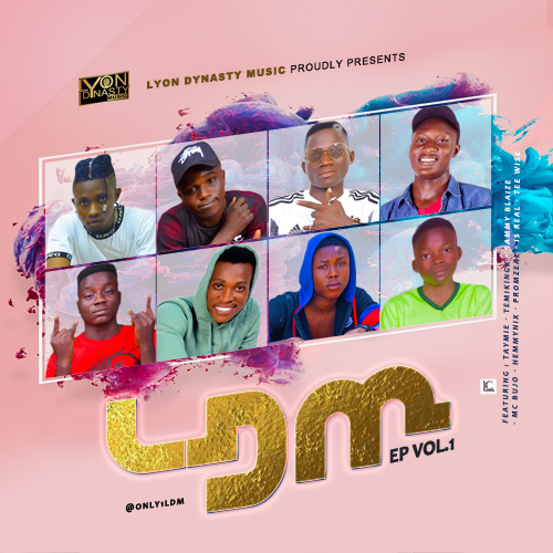 Lyon dynasty music - LDM EP Vol 1
