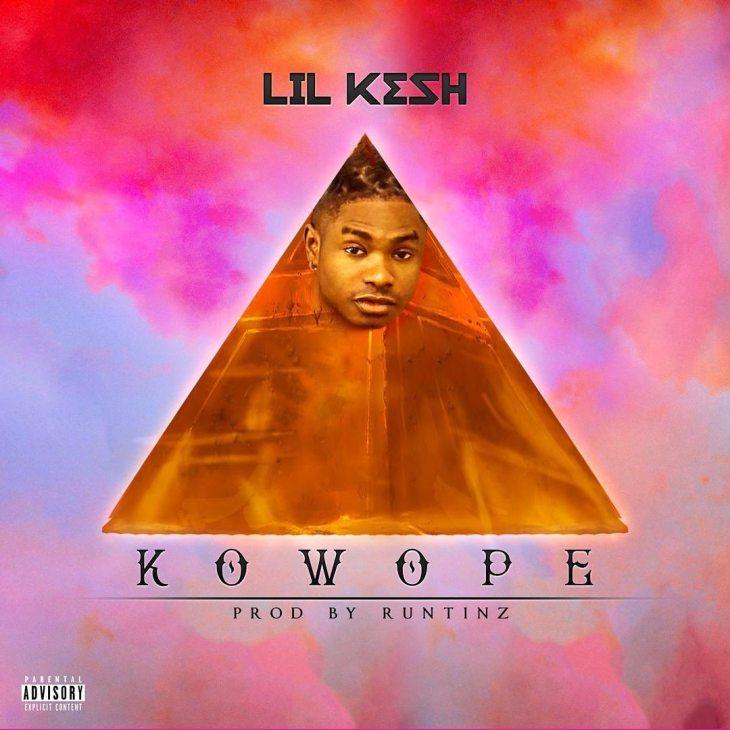 DOWNLOAD : Lil Kesh – Kowope[MP3]