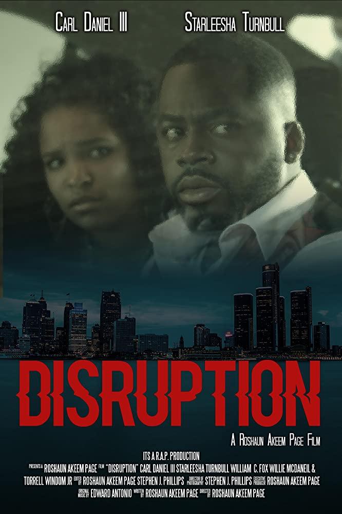 MOVIE : Disruption (2019)