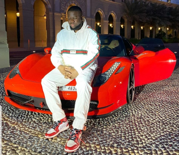 HushPuppi and Woodberry arrested in Dubai