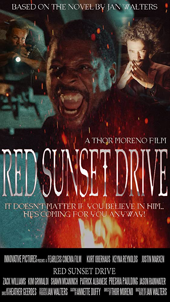 MOVIE : Red Sunset Drive (2019)