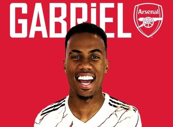 Gabriel Magalhaes Arsenal