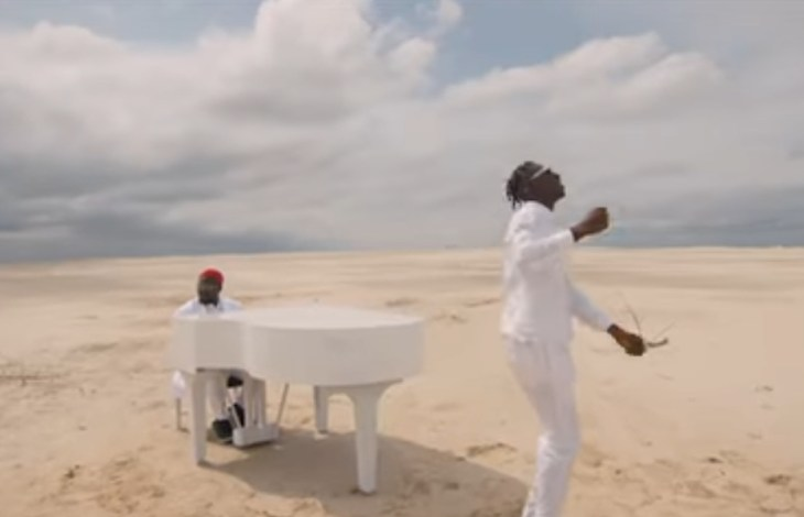 VIDEO : Zlatan Ibile x Oberz – Suffer