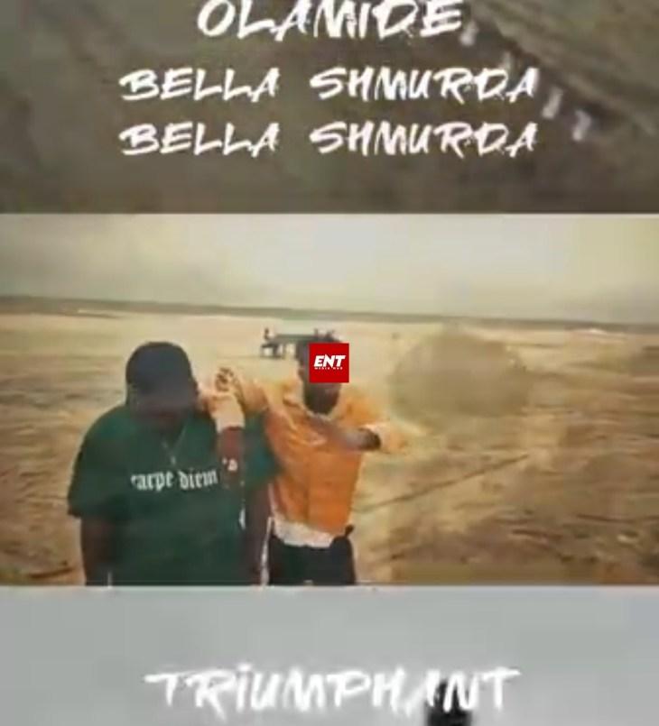 VIDEO : Olamide X Bella Shmurda - Triumphant