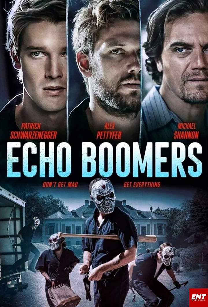 MOVIE : Echo Boomers (2020)