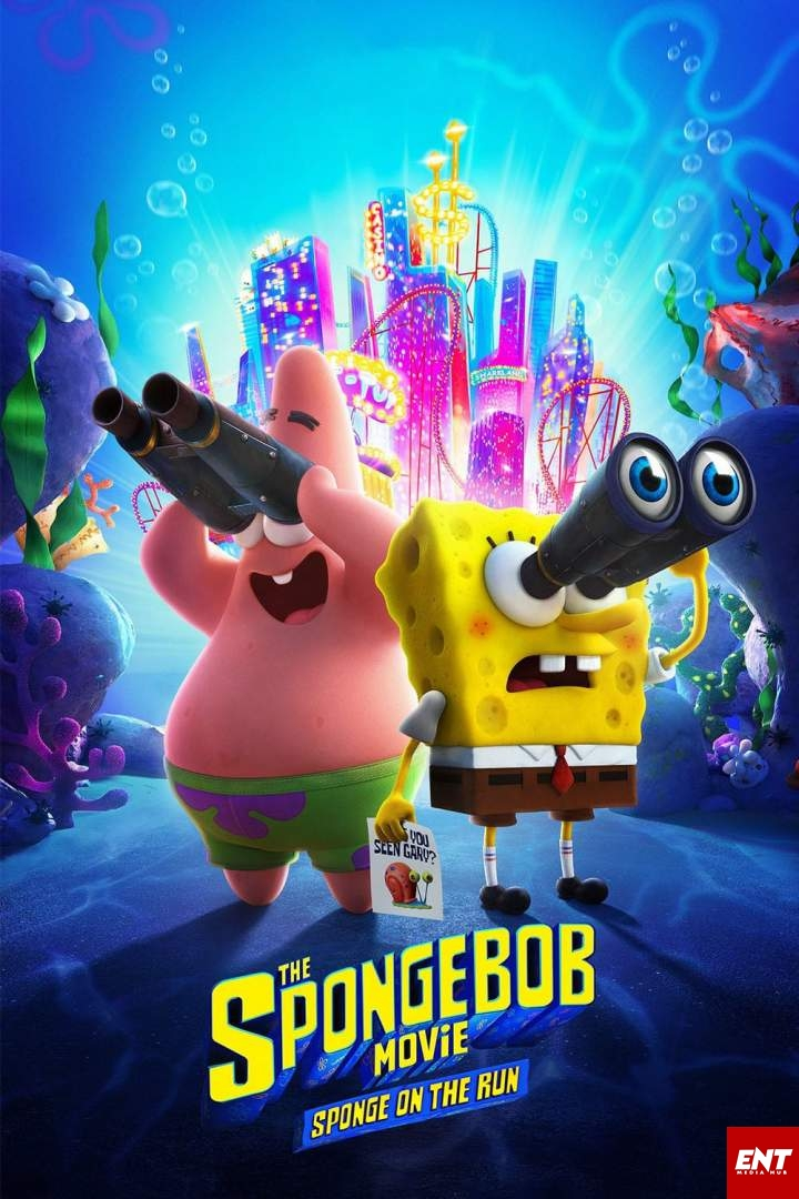 MOVIE : The SpongeBob - Sponge on the Run (2020)