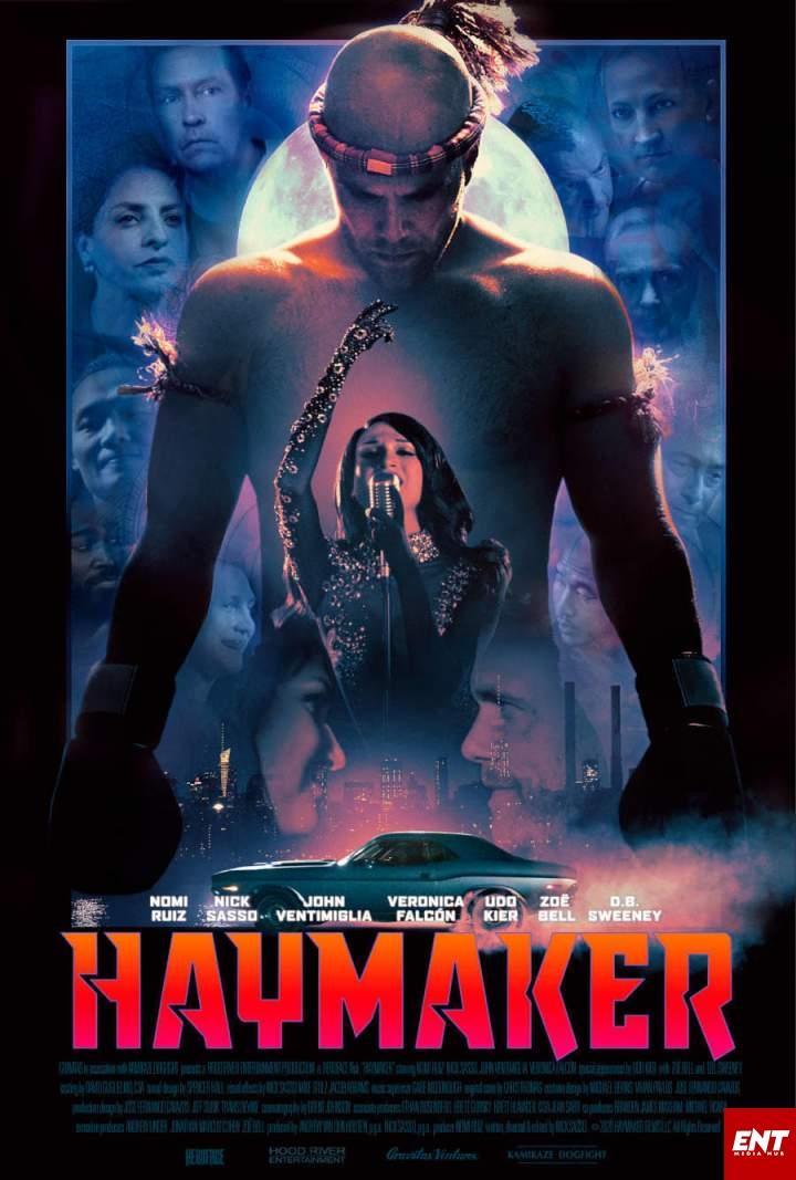 MOVIE : Haymaker (2021)