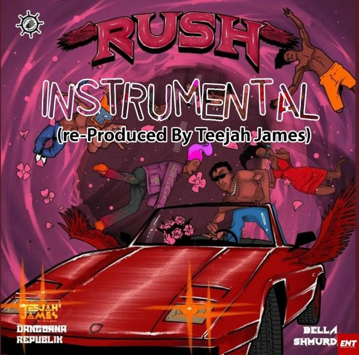 "INSTRUMENTAL : Bella Shmurda – ""Moving Fast"" (RUSH)"