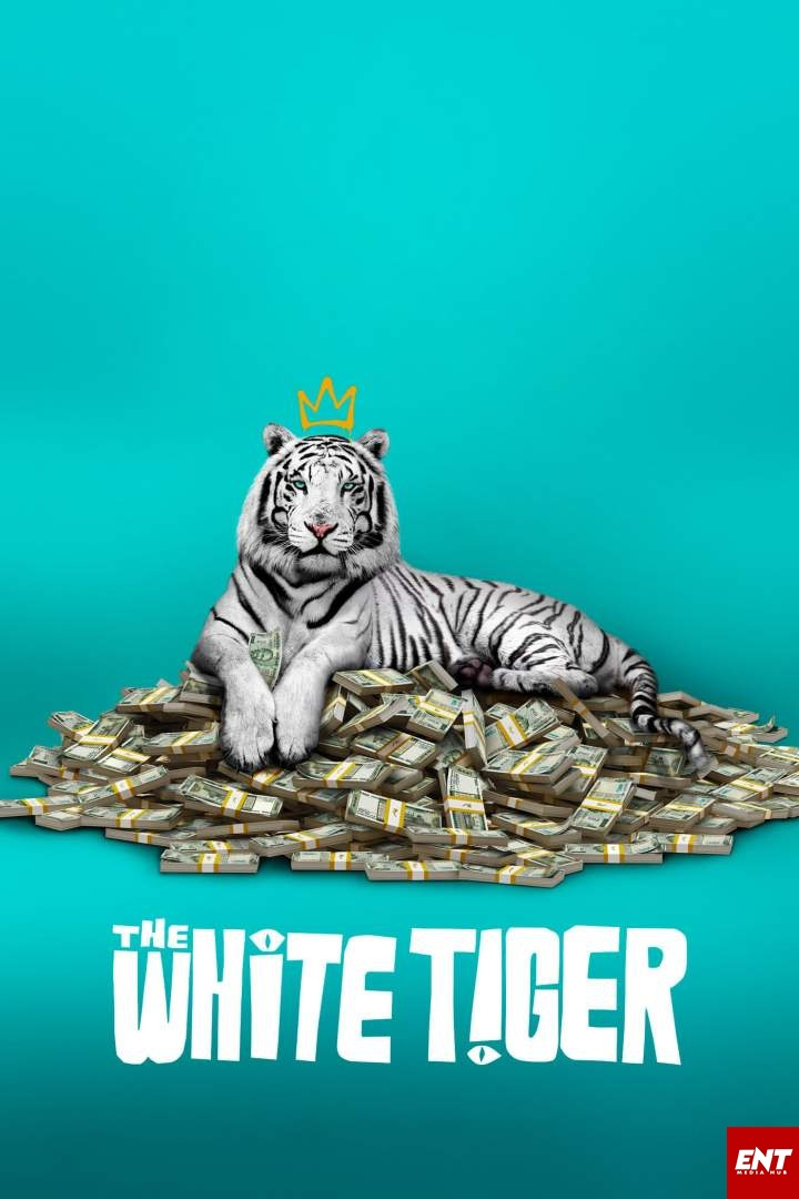 MOVIE : The White Tiger (2021)