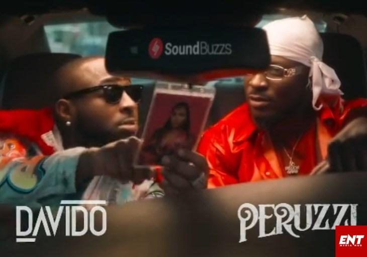 Peruzzi X Davido - Somebody Baby