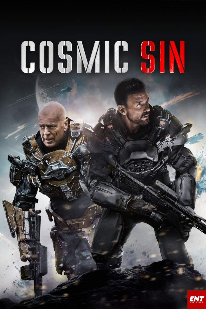 MOVIE : Cosmic Sin (2021)