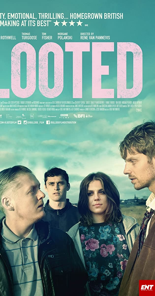 MOVIE : Looted (2019)