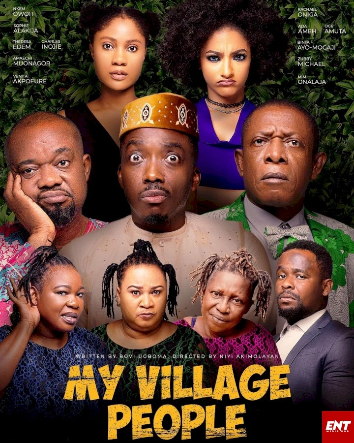 Movie : My Village People