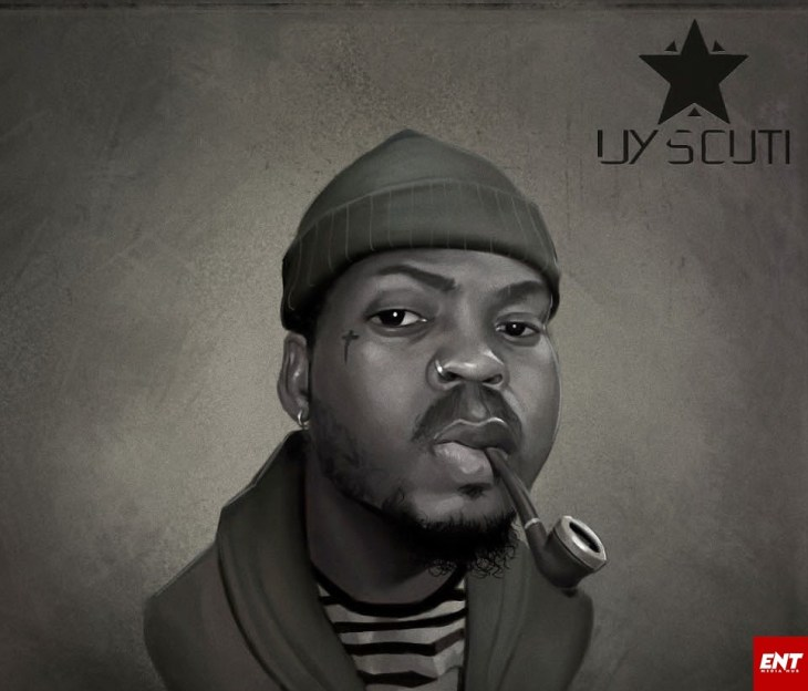 ALBUM : Olamide - UY Scuti