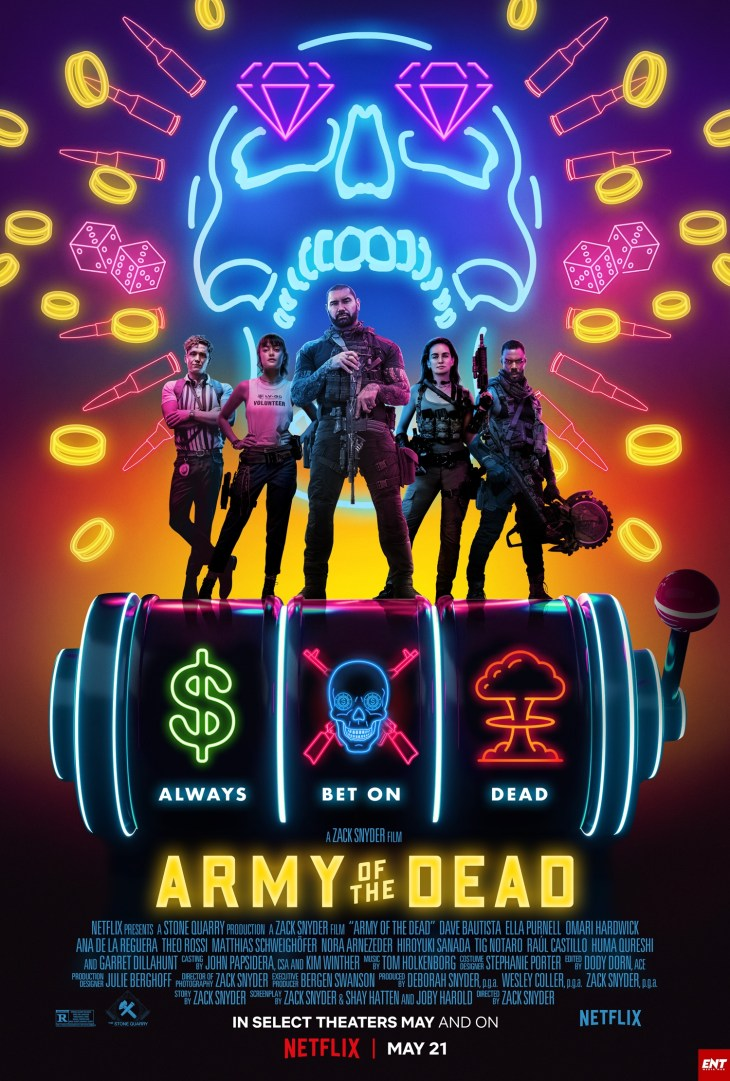 MOVIE : Army of the Dead (2021)