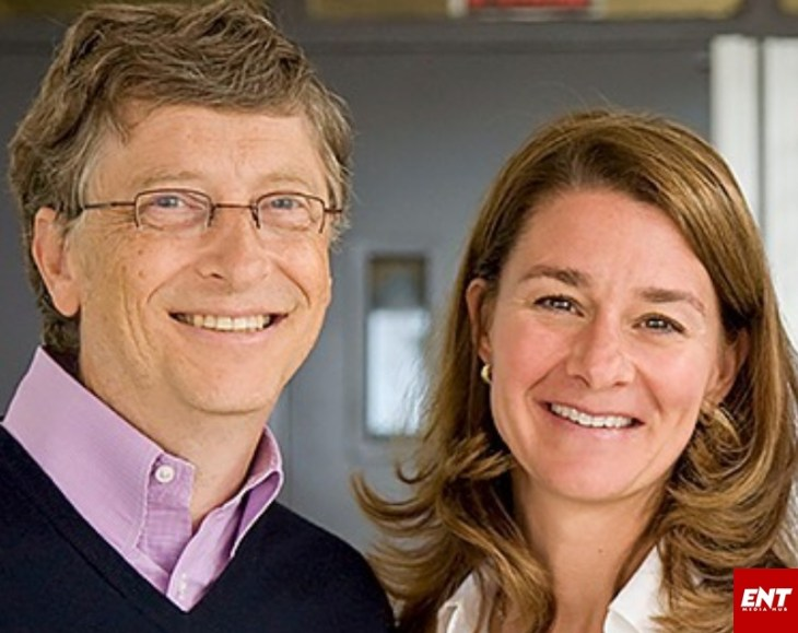 Bill Gates and Wife Melinda