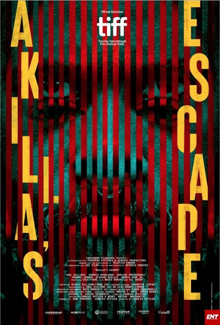 MOVIE : Akillas Escape (2021)