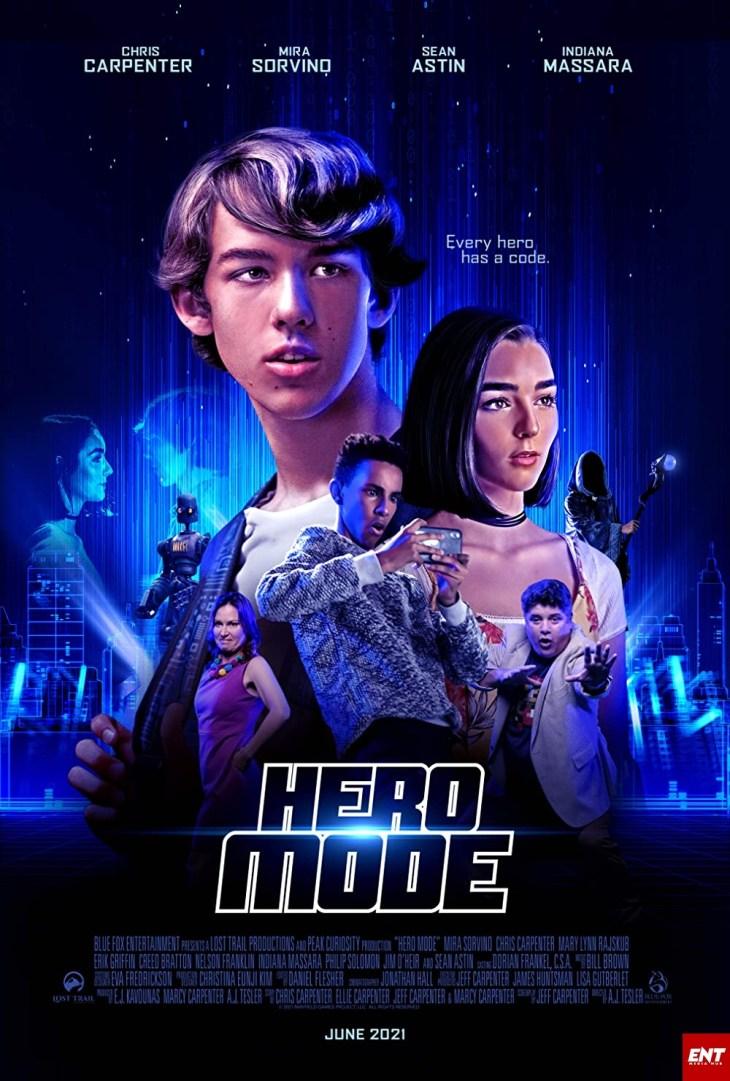 MOVIE : Hero Mode (2021)
