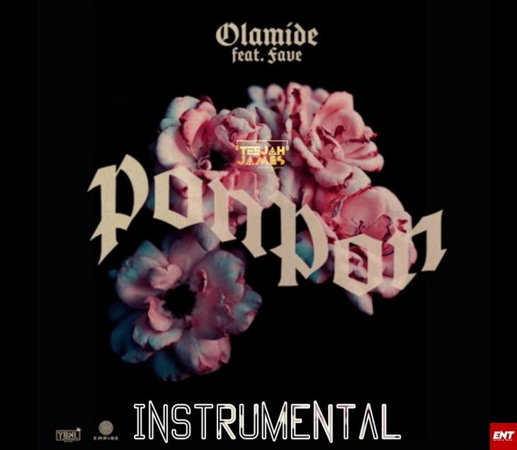 INSTRUMENTAL : Olamide ft. Fave - PonPon