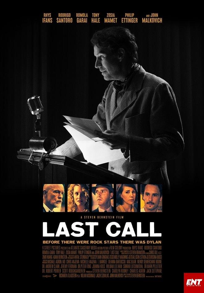 MOVIE : Last Call (2020)