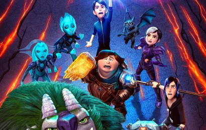 MOVIE : Trollhunters - Rise of the Titans (2021) (Animation)