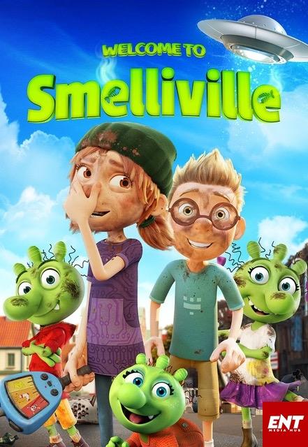 MOVIE : Smelliville (2021) (Animation)