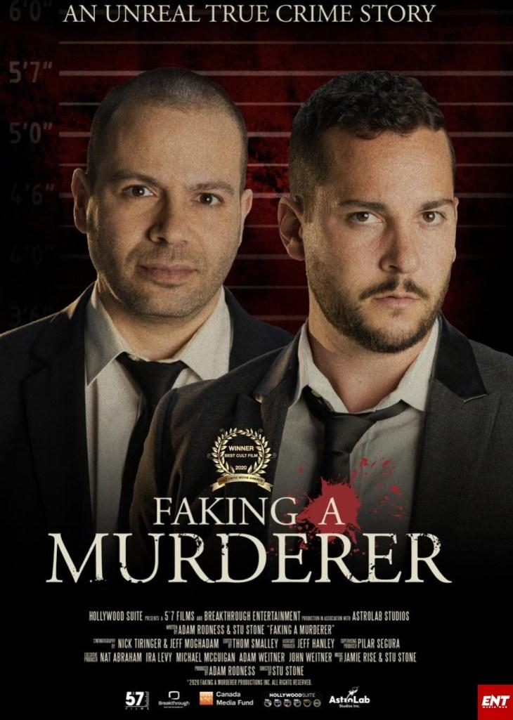 MOVIE : Faking a Murderer (2020)