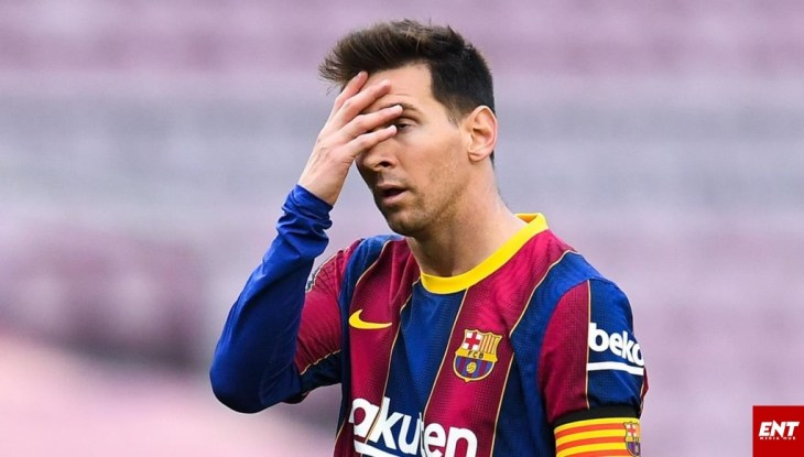 Lionel Messi banned
