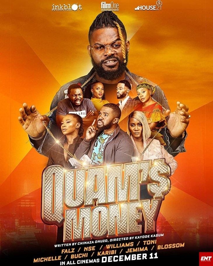 MOVIE : Quam's Money (2020)