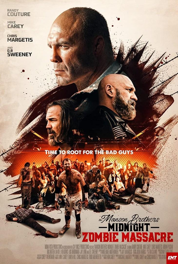 MOVIE : The Manson Brothers Midnight Zombie Massacre (2021)