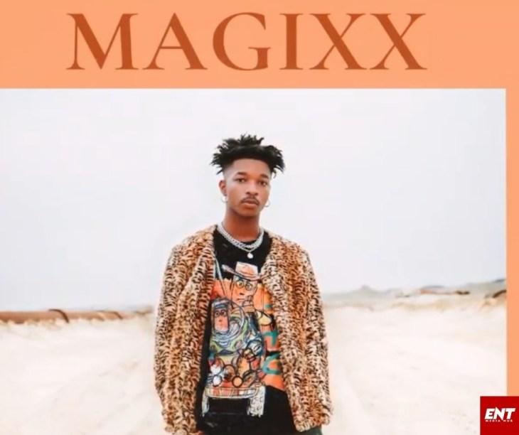 ALBUM : Magixx – Magixx ( EP )