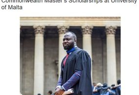 Application For Masters Scholarship In Malta International Students 2019