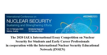 IAEA Essay Competition 2020