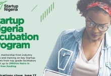 Join The Startup Nigeria Incubation Program 2019 (APPLY NOW)
