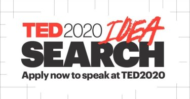 TED2020 IDEA - Apply To speak at TED Conference 2020 – Vancouver, Canada (Fully-funded to Vancouver, Cananda)