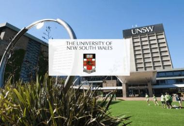UNSW Gail Kelly Global Leaders award 2019 in Australia
