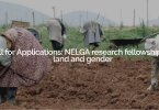 Apply For The Ongoing NELGA Research Fellowships on Land and Gender 2019