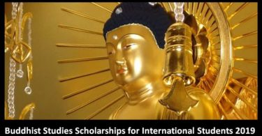 Buddhist Scholarships for International