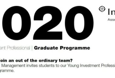 Investec Asset Management Young Investment Professional Graduate Programme 2020