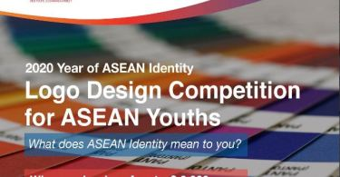 Apply for ASEAN Identity Logo Design Competition 2020 (ASEAN Youths