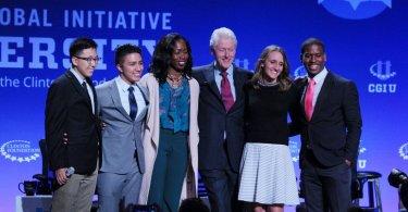 Clinton Global Initiative University 2020