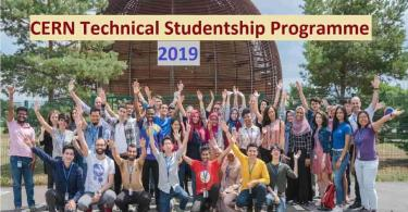 CERN Technical Studentships