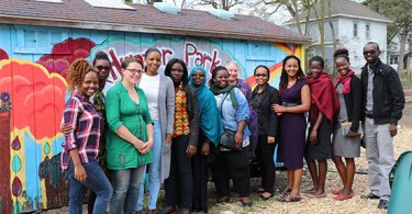 Women Agribusiness Entrepreneurs and Innovators Fellows Program