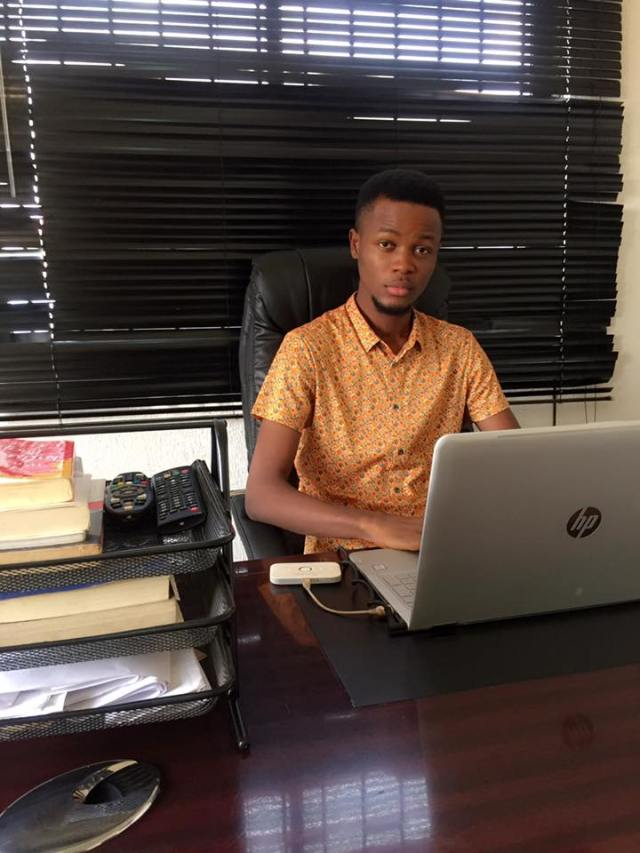 Seun Ogundele seo fastplus innovation and young boss empire