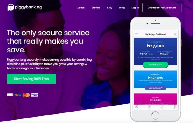 Piggybank savings platform