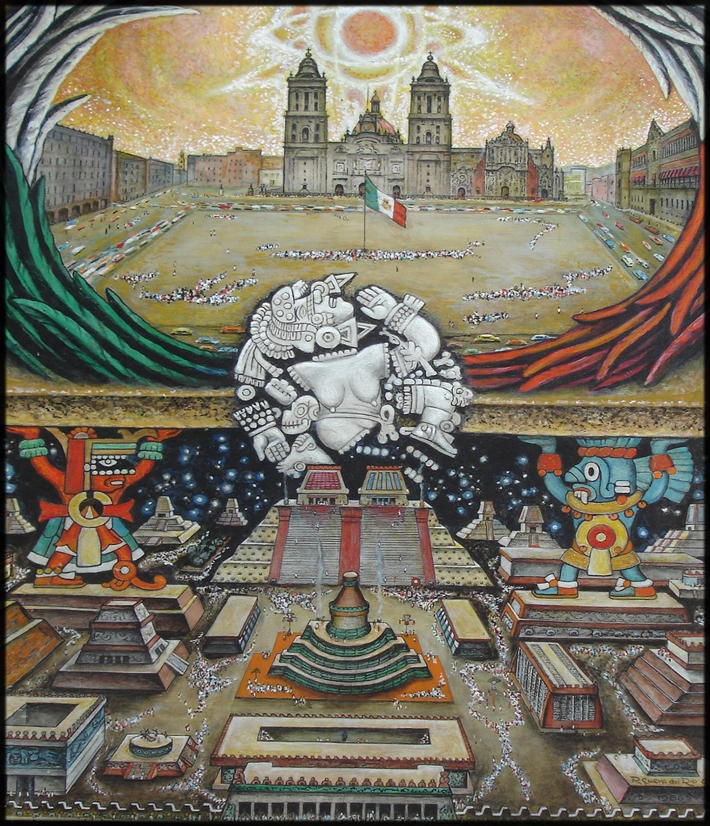 Tenochtitl 225 N 10 Datos Que Vale La Pena Conocer Entorno