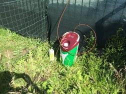 Nebulizzatore automatico a batteria ecologico