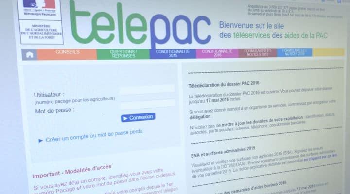 Telepac Vient D Ouvrir Les Declarations Peuvent Commencer Entraid